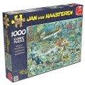Unterwasserwelt. Puzzle 1000 Teile -