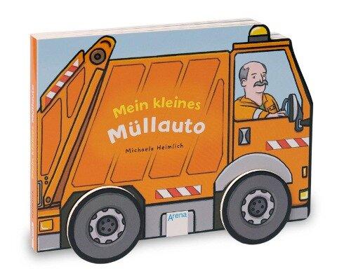 Mein kleines Müllauto - Judith Bär