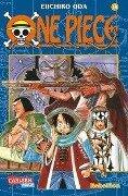 One Piece 19. Rebellion - Eiichiro Oda