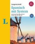 Langenscheidt Spanisch mit System - Sprachkurs für Anfänger und Fortgeschrittene - Elisabeth Graf-Riemann, Palmira López