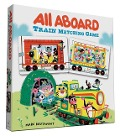 All Aboard Train Matching Game - Marc Boutavant
