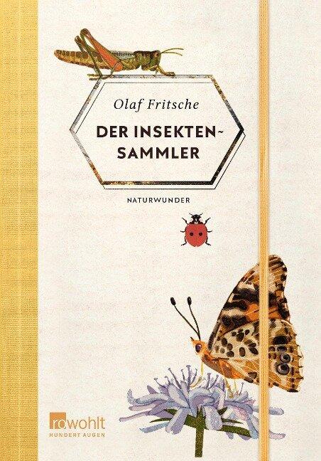 Der Insektensammler - Olaf Fritsche