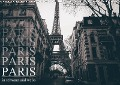 Paris - in schwarz und weiss (Wandkalender 2018 DIN A3 quer) - Christian Lindau