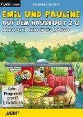 Emil und Pauline auf dem Hausboot 2.0. Deutsch und Mathe für die 1. Klasse -