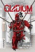 Gladium 3: Das Nest der Purples - Markus Kastenholz