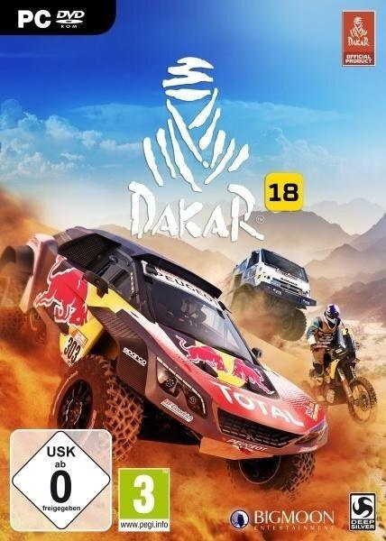 Dakar 18 Day One Edition. Für Windows 8/10 -