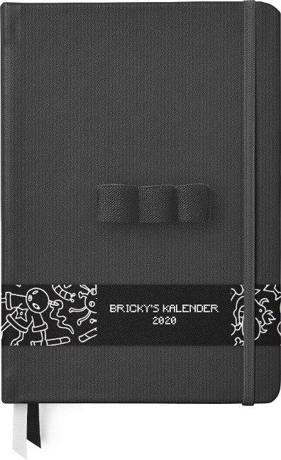 Bricky's Collection - Der Kalender 2020 - T (Taddl)