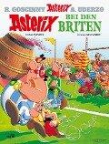 Asterix 08: Asterix bei den Briten - René Goscinny, Albert Uderzo