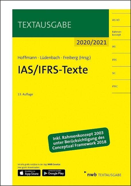 IAS/IFRS-Texte 2020/2021 -