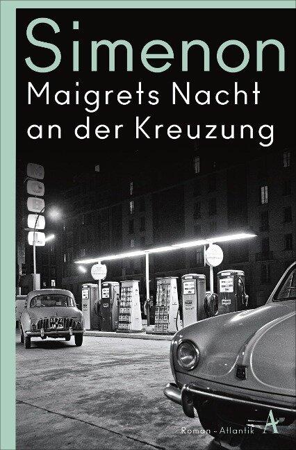 Maigrets Nacht an der Kreuzung - Georges Simenon
