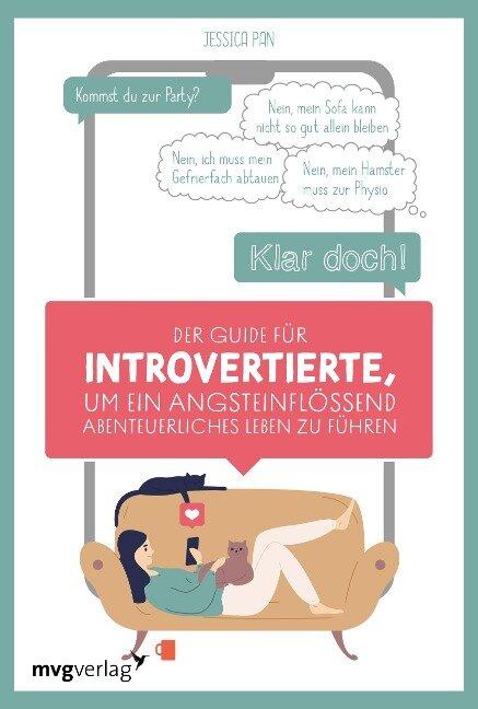 Der Guide für Introvertierte, um ein angsteinflößend abenteuerliches Leben zu führen - Jessica Pan
