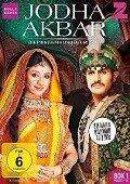 Jodha Akbar - Die Prinzessin und der Mogul (Box 1) (Folge 1-14) -