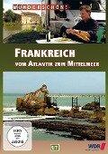Frankreich - Vom Atlantik zum Mittelmeer - entlang der Pyrenäen - Wunderschön! -