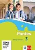 Pontes 3. Übungssoftware mit Vokabeltrainer, CD-ROM -