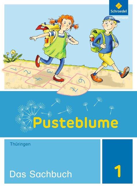 Pusteblume. Das Sachbuch 1. Arbeitsheft. Thüringen -