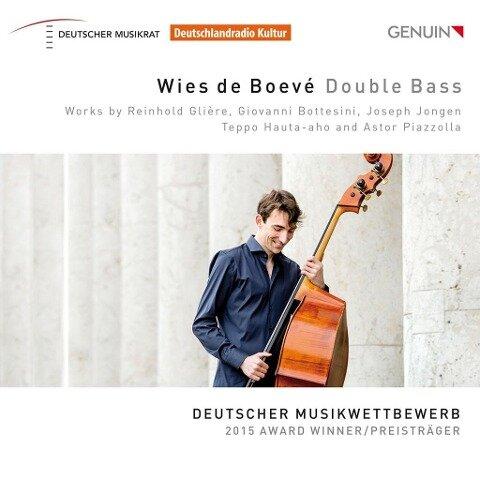 Werke für Kontrabass - de Boev