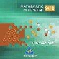 Mathematik Neue Wege 9 / 10. Lernsoftware. CD-ROM ab Windows 98 -