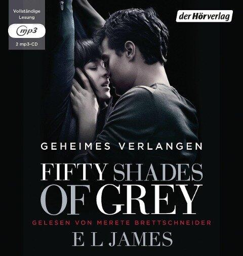 Fifty Shades of Grey 01 - Geheimes Verlangen - E. L. James