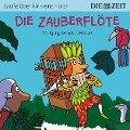 """Die ZEIT-Edition """"Große Oper für kleine Hörer"""", Die Zauberflöte (Ungekürzt) - Bert Petzold"""