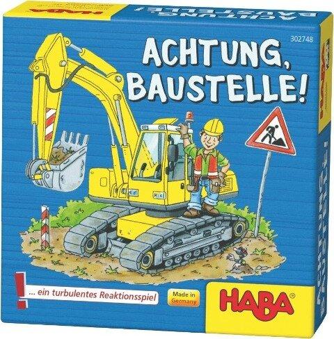 Achtung, Baustelle! - Felix Leicht