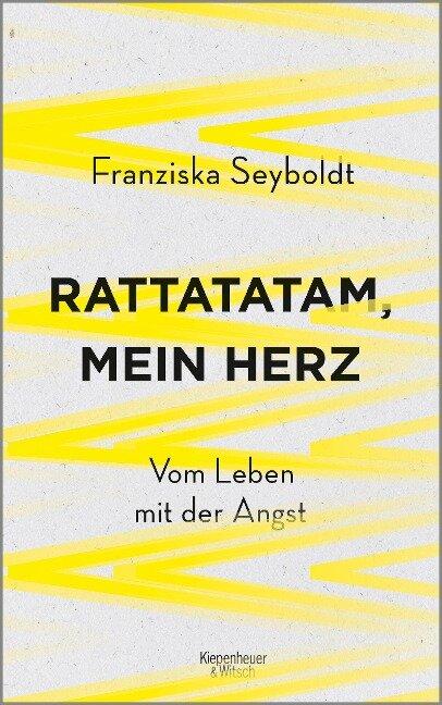 Rattatatam, mein Herz - Franziska Seyboldt