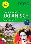 PONS Power-Sprachkurs Japanisch in 4 Wochen -