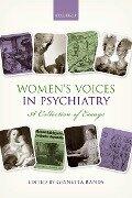 Women's Voices in Psychiatry -