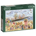 Clacton-on-Sea - 1000 Teile Puzzle -