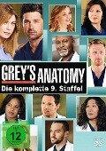 Greys Anatomy - Die jungen Ärzte - Shonda Rhimes, Krista Vernoff, Stacy Mckee, Mark Wilding, Tony Phelan