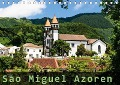 Sao Miguel Azoren (Tischkalender 2018 DIN A5 quer) - Judith Schleibinger www. js-reisefotografie. de
