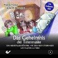 Rothstein-Kids 04 - Das Geheimnis der Totenmaske - Hanno Herzler, Anke Hillebrenner