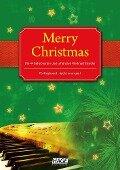 Merry Christmas für Keyboard Notenbuch -