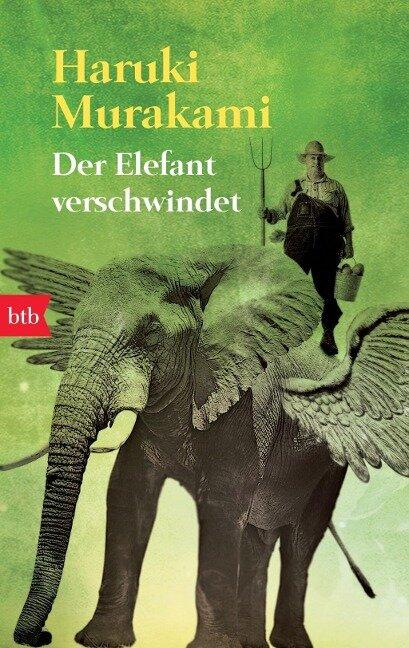 Der Elefant verschwindet - Haruki Murakami