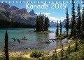 Kanada 2019 (Tischkalender 2019 DIN A5 quer) - Frank Zimmermann