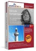Sprachenlernen24.de Dänisch-Komplettpaket (Sprachkurs) -