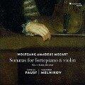 Sonaten für Hammerklavier und Violine Vol. 1 - Alexander Melnikov, Wolfgang Amadeus Mozart