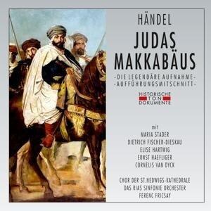 Judas Makkabäus - Chor der St. Hedwigs-Kathedrale/RIAS Funkorchester