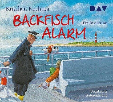 Backfischalarm. Ein Inselkrimi - Krischan Koch