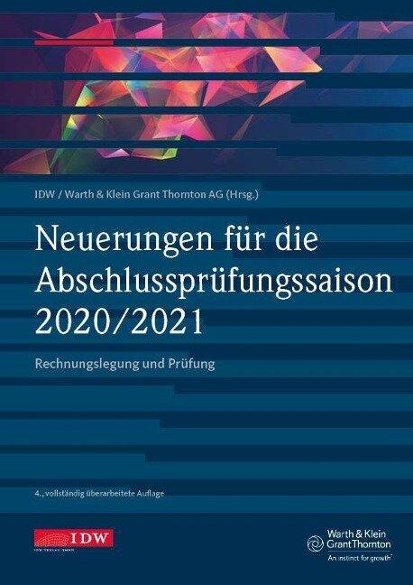 Neuerungen f. d. Abschlussprüfungssaison 2020/2021 -