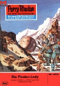 Perry Rhodan 404: Die Piraten-Lady (Heftroman) - William Voltz