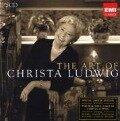 The Art Of Christa Ludwig - Christa Ludwig