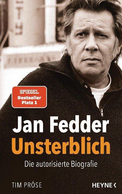 Jan Fedder - Unsterblich - Tim Pröse