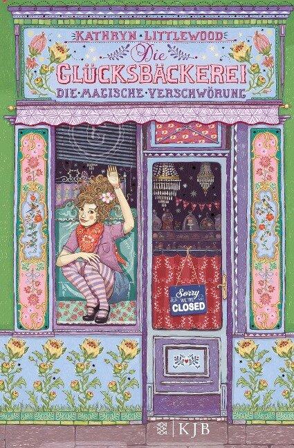 Die Glücksbäckerei 03 - Die magische Verschwörung - Kathryn Littlewood