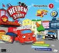 Helden der Stadt - 3CD Hörspielbox -