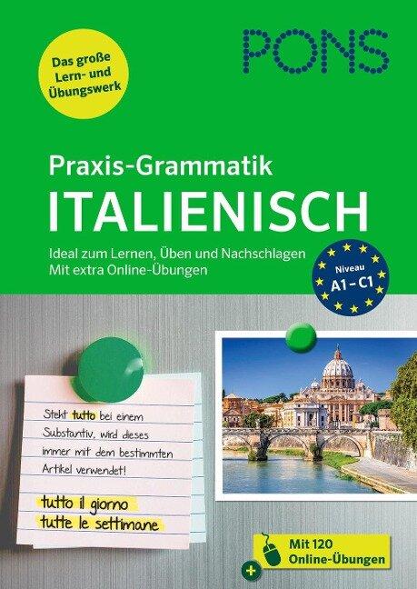 PONS Praxis-Grammatik Italienisch -