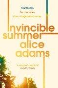 Invincible Summer - Alice Adams