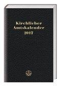 Kirchlicher Amtskalender 2017 - schwarz -