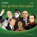 Die großen Europäer -