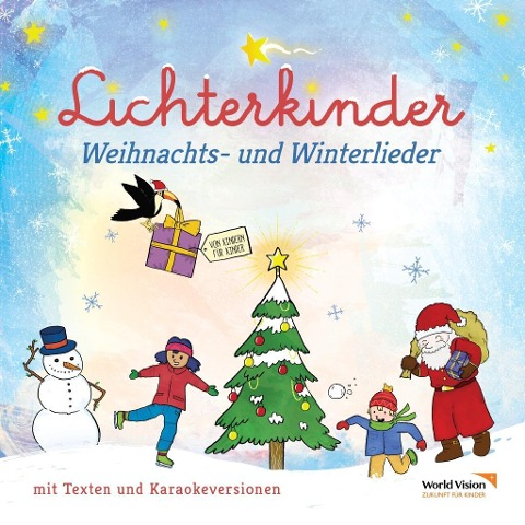 Weihnachts- und Winterlieder - Lichterkinder