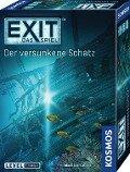 EXIT - Der versunkene Schatz - Inka Brand, Markus Brand